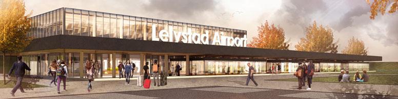 Lelystad Airport succes door Newforma PIM